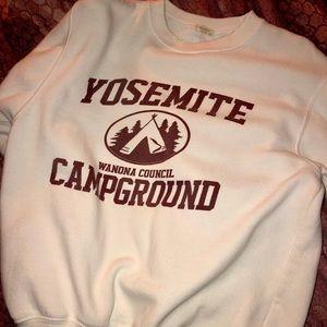 Yosemite crew neck